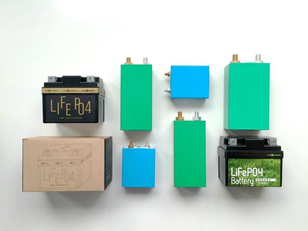 鋰鐵電池模組